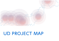 TOKYO PROJECT MAP